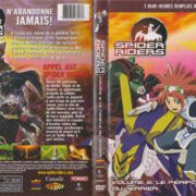 Spider Riders Volume 2 (2006) R1 DVD Cover Canadian French