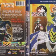 Spider Riders Volume 4 (2006) R1 DVD Cover Canadian French
