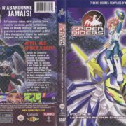 Spider Riders Volume 5 (2006) R1 DVD Cover Canadian French