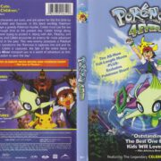 Pokemon 4Ever (2001) R1 DVD Cover