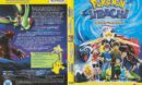 Pokemon Jirachi Wish Maker (2004) R1 DVD Covers Canadian Bilingual