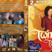 Twitches Double Feature (2013-2016) R1 Custom Blu-Ray Cover