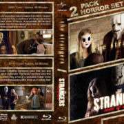 The Strangers Double Feature (2008-2018) R1 Custom Blu-Ray Cover