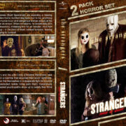 The Strangers Double Feature (2008-2018) R1 Custom DVD Cover