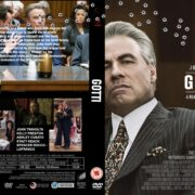 Gotti (2018) R0 CUSTOM DVD Cover & Label