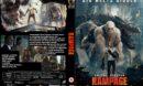 Rampage (2018) R0 CUSTOM DVD Cover & Label