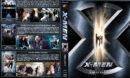 X-MEN: The Original Trilogy (2004-2006) R1 Custom DVD Cover