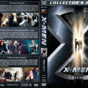 X-MEN: The Original Trilogy (2004-2006) R1 Custom DVD Cover
