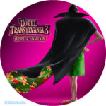 Hotel Transylvania 3: Summer Vacation (2018) R0 Custom Clean Labels