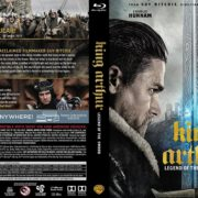King Arthur: Legend Of The Sword (2017) R1 Blu-Ray Cover