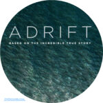 Adrift (2018) R0 Custom DVD Labels