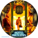 Hotel Artemis (2018) R0 Custom Clean Label