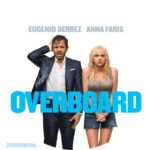 Overboard (2018) R0 Custom DVD Label