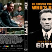 Gotti (2018) R1 CUSTOM DVD Cover & Label