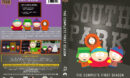 South Park - Season 1 (1997) R1 Custom DVD Cover