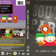 South Park – Season 1 (1997) R1 Custom DVD Cover