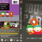 South Park - Season 1 (1997) R1 Custom DVD Cover