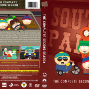 South Park – Season 2 (1998) R1 Custom DVD Cover