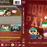 South Park – Season 2 (1998) R1 Custom DVD Cover