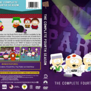 South Park – Season 4 (2000) R1 Custom DVD Cover