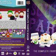 South Park – Season 4 (2000) R1 Custom DVD Cover