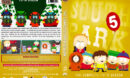 South Park - Season 5 (2001) R1 Custom DVD Cover