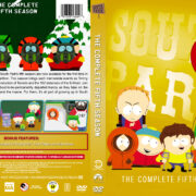 South Park – Season 5 (2001) R1 Custom DVD Cover