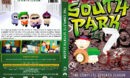 South Park - Season 7 (2003) R1 Custom DVD Cover