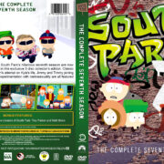 South Park – Season 7 (2003) R1 Custom DVD Cover