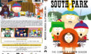 South Park - Season 8 (2004) R1 Custom DVD Cover