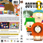South Park – Season 8 (2004) R1 Custom DVD Cover