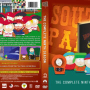 South Park – Season 9 (2005) R1 Custom DVD Cover