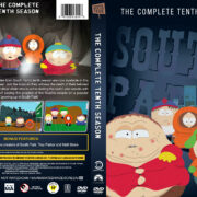 South Park – Season 10 (2006) R1 Custom DVD Cover