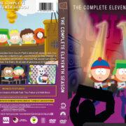 South Park - Season 11 (2007) R1 Custom DVD Cover