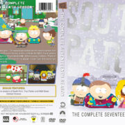 South Park - Season 17 (2013) R1 Custom DVD Cover