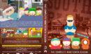 South Park - Season 19 (2015) R1 Custom DVD Cover