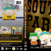 South Park - Season 20 (2016) R1 Custom DVD Cover