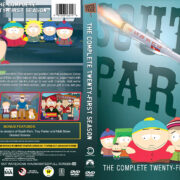 South Park – Season 21 (2017) R1 Custom DVD Cover
