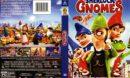 Sherlock Gnomes (2018) R1 DVD Cover