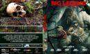 Big Legend (2018) R1 CUSTOM DVD Cover & Label