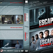 Escape Plan Double Feature (2013-2018) R1 Custom DVD Cover