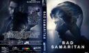 Bad Samaritan (2018) R1 CUSTOM DVD Cover & Label