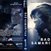 Bad Samaritan (2018) R1 CUSTOM DVD Cover & Label