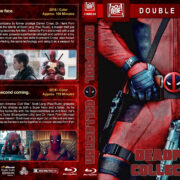 Deadpool Collection (2016-2018) R1 Custom Blu-Ray Cover