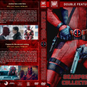 Deadpool Collection (2016-2018) R1 Custom DVD Cover