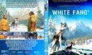 White Fang (2018) R2 CUSTOM DVD Cover & Label