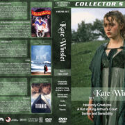 Kate Winslet Filmography – Set 1 (1994-1997) R1 Custom DVD Covers