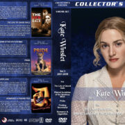 Kate Winslet Filmography – Set 3 (2001-2005) R1 Custom DVD Covers