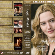 Kate Winslet Filmography – Set 4 (2006-2008) R1 Custom DVD Covers