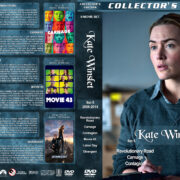 Kate Winslet Filmography – Set 5 (2008-2014) R1 Custom DVD Covers